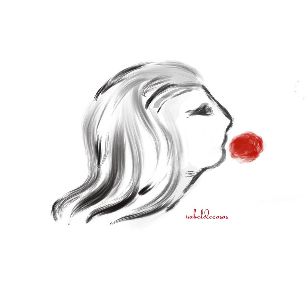 Ilustración Tu esencia femenina de Isabel de Casas